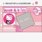 Kit de Hello Kitty para Imprimir Gratis