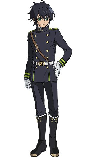 Seraph of the End Anime Casts Miyu Irino as Yūichirō Hyakuya, a boy who escaped from the city of vampire.