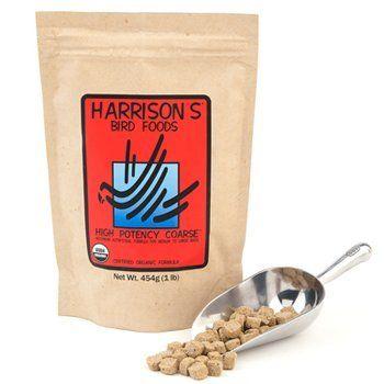 Harrison's – High Potency Coarse – Granulés Compressés Bio pour Perroquet – 454 gr: Harrison's High Potency Coarse 1lb ... 1lb Cet article…