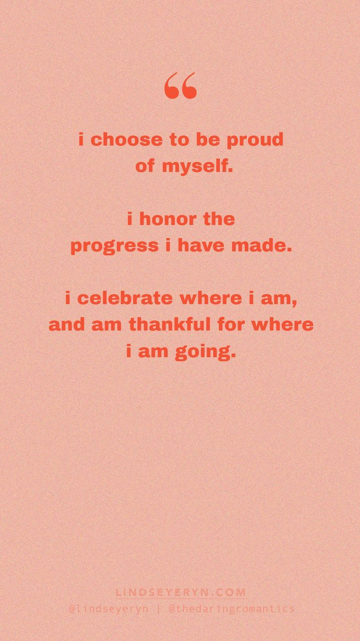 POSITIVE AFFIRMATIONS by Lindsey Eryn of The Darin…