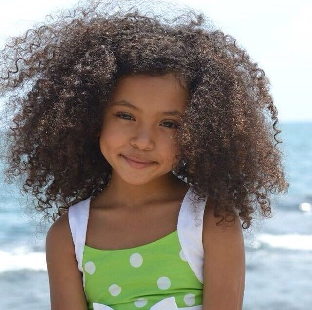 def looks like she could be my child x x Natural ihairi