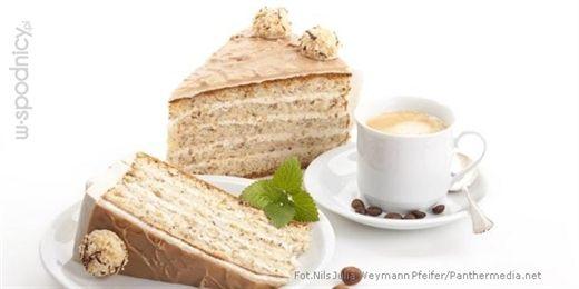 Krem orzechowy wzbogaci smak tortu, ciasta albo kruchych ciasteczek