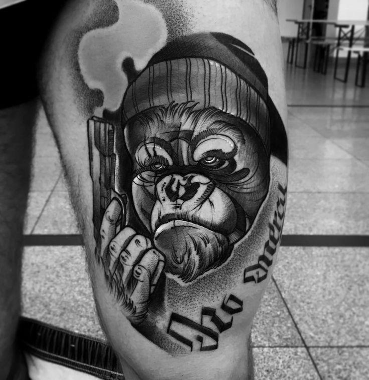 Best 25+ Unique Animal Tattoos Ideas On Pinterest