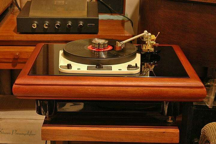 Vintage scott Turntables
