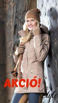 HKM hosszított fazonú sofshell női kabát Siena 3 in 1 Ár: 54 050 Ft HELYETT 48 650 Ft/db