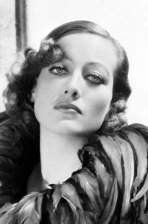 La belleza de Joan Crawford