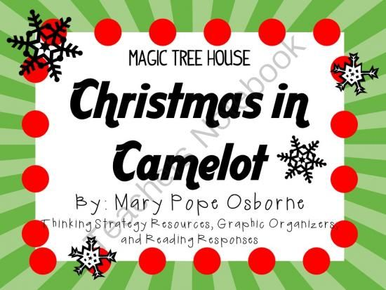 Magic Tree House Christmas In Camelot Summary Rainforest Islands