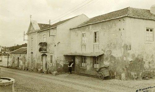 Perna de Pau, Areeiro (E.Portugal, 1939)