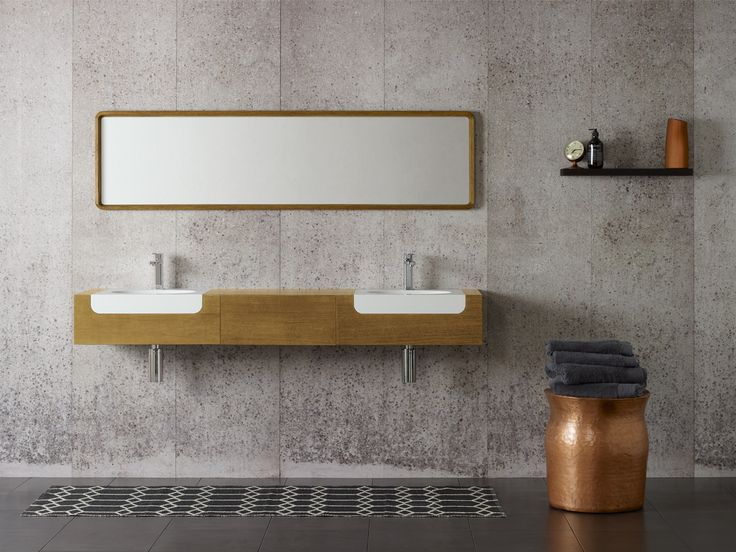 Gallery One A new benchmark in Australian design ISSY bathroom furniture is a highly expressive collection that creates unlimited possibilities through customised