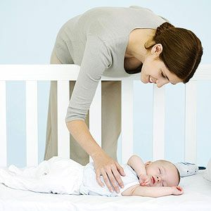 Teach Your Baby to Sleep (In Just 7 Days)- we sleep trained Zach at 8 weeks with barely any routine or fuss, but he was more laid back than Gabe...this might help this time around.