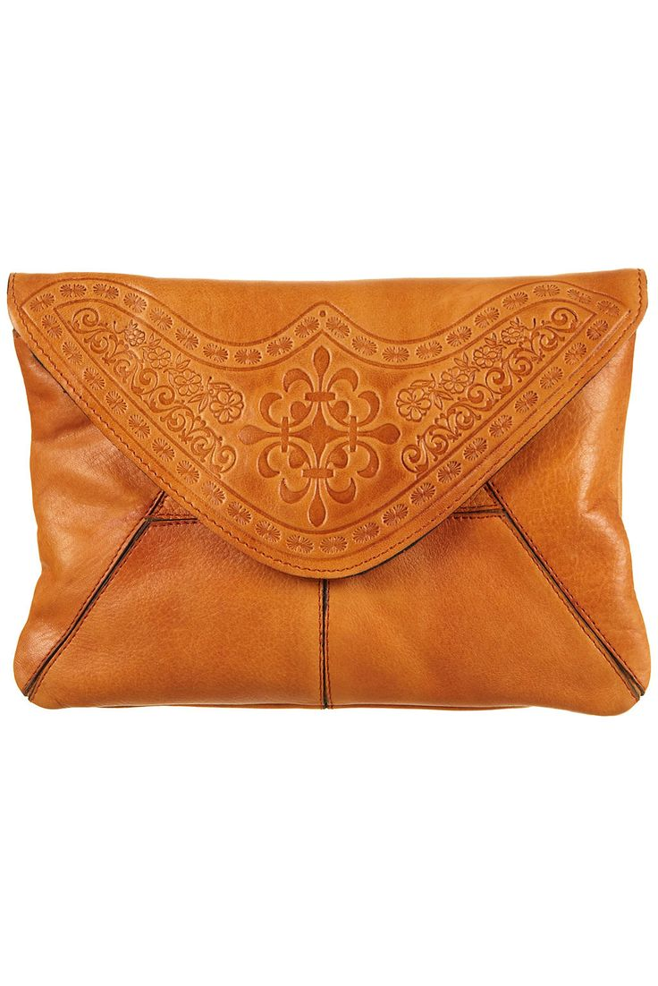 Native Envelope Clutch - Bags & Wallets - Accessories - Topshop USA