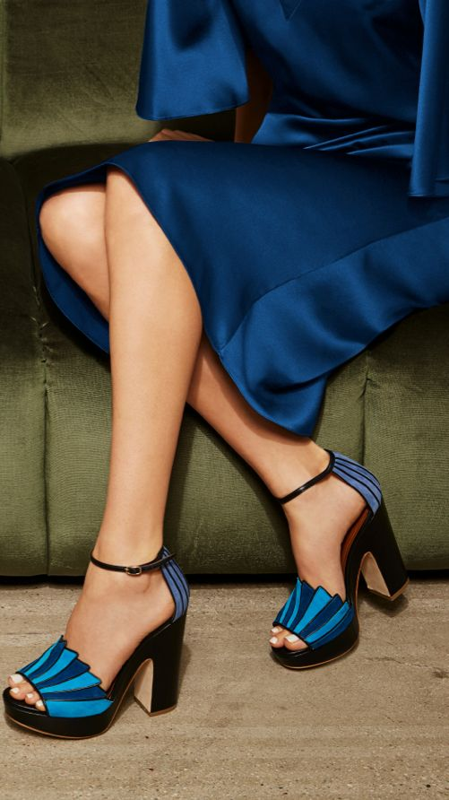 Malone Souliers Spring Summer 2017