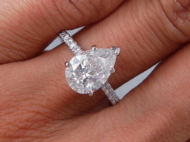 51 best ideas about pear shape diamonds on pinterest. Black Bedroom Furniture Sets. Home Design Ideas