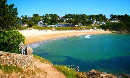 Camping Tal Ar Moor à Moëlan Sur Mer-Bretagne : Camping en bord de mer en Bretagne: #MOËLANSURMER-BRETAGNE 79.90€ au lieu de 120.00€ (33%…