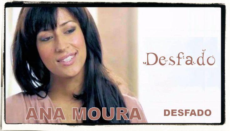 Ana Moura *Desfado #01* Desfado