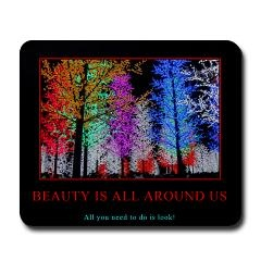 A mousepad I Designed Just Because I Love Quotes!
