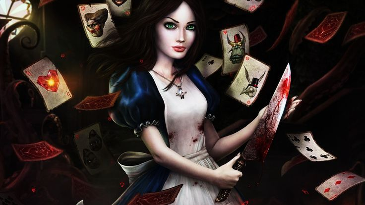 #1716052, alice madness returns category - HQ Definition Wallpaper Desktop alice madness returns pic