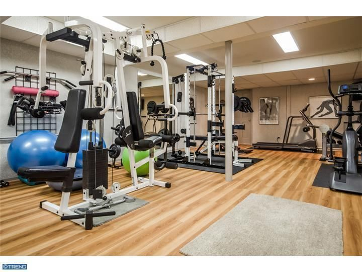 89 best Rooms: Home Gym images on Pinterest | Home gym design ...