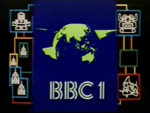 BBC1 & BBC Scotland continuity - 1984 BBC1 network continuity during children's programmes on this day, 24th September 1984, reverts to BBC Scotland for the junction from the end of Blue Peter into Ask the Family. So enjoy two types of mirror globe, a few trailers, and the open and close of Newsround.