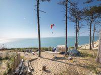 Camping Panorama du Pyla, Bassin d'Arcachon, Aquitaine