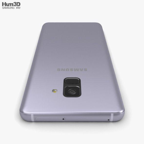 Samsung Galaxy A8 2018 Orchid Grey Samsung Samsung Galaxy Galaxy