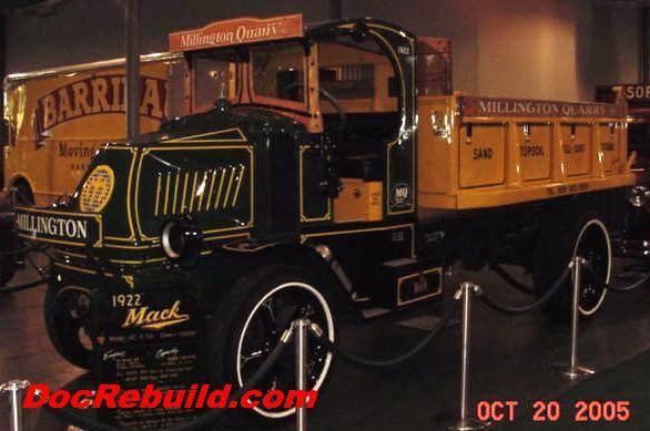 antique mack dump trucks #antiquedumptruck #dumptruck #vintagedumptruck #MackTruck