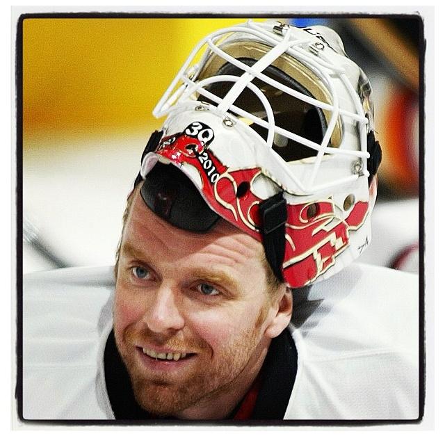 Kipper - Calgary Flames