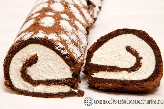 rulada-de-ciocolata