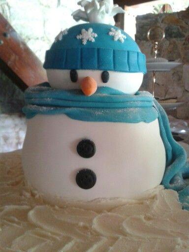 Otra vez el muñeco de nieve