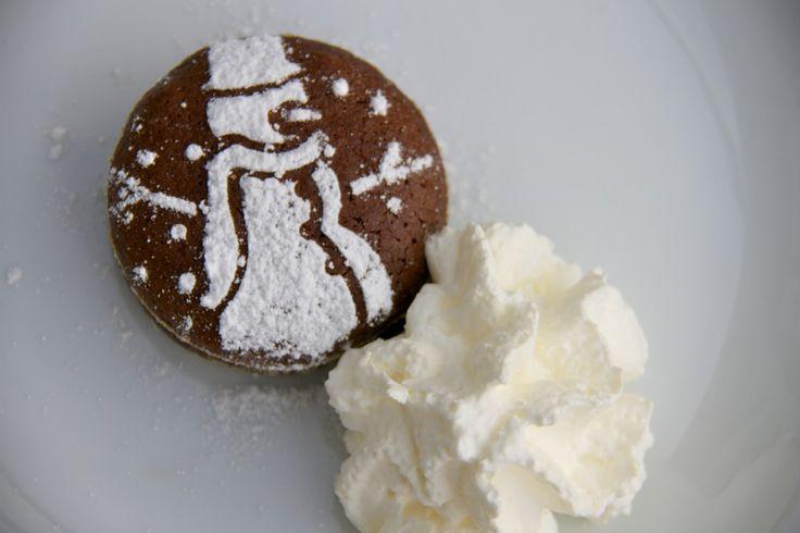 Schoko-Lebkuchen-Küchlein by Kinderjubel - Resteverwertung übrig gebliebener Lebkuchen / use up leftover gingerbread