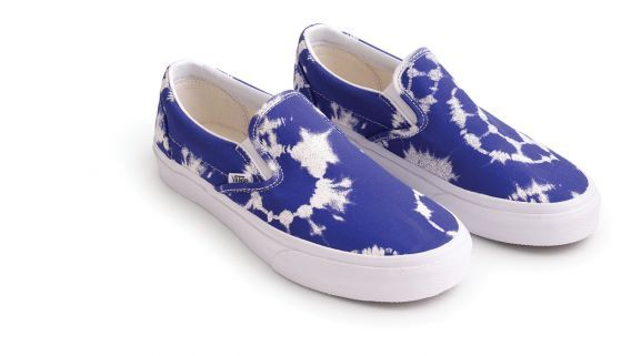 Discovered: Psychedelic Sneaks at J.Crew