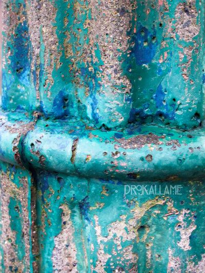 Blue rust II by Drokallame.deviantart.com on @DeviantArt