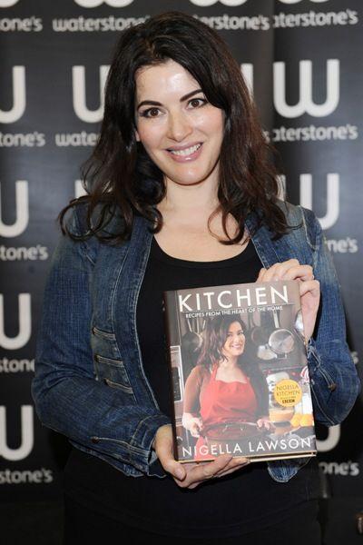 Nigella Lawsons new cookbook