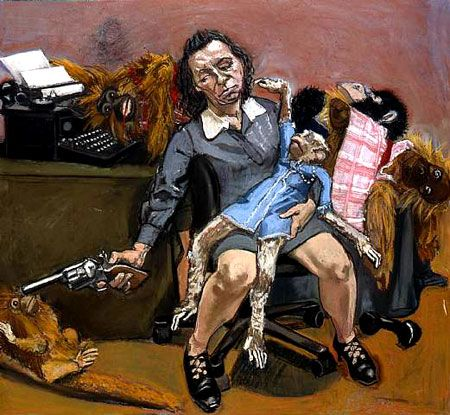 paula rego paintings | Tate Collection | Paula Rego