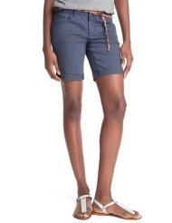 ESPRIT Damen Jeans Short Normaler Bund, E21086