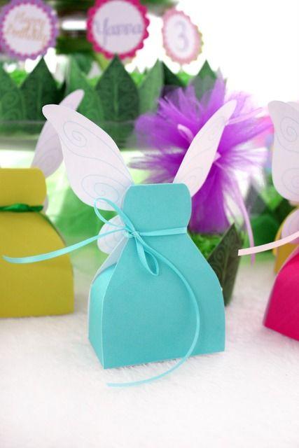 Fairy boxes #partyfavors #fairies