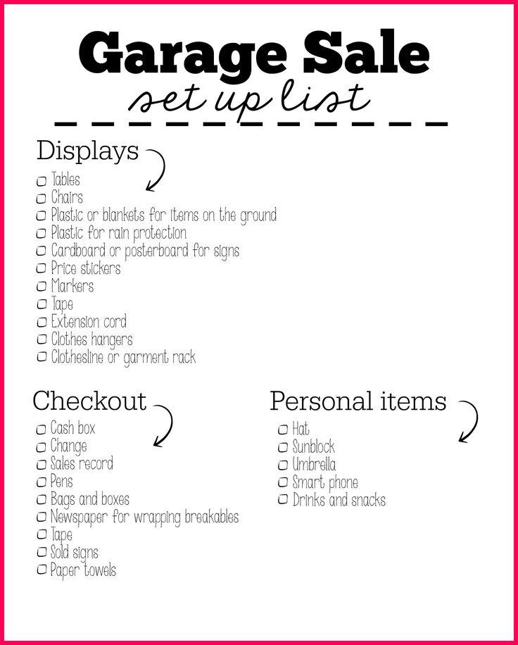 garage sale setup ideas - Best 25 Yard sale displays ideas on Pinterest