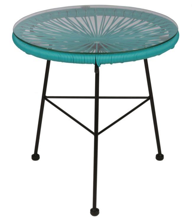Lovely table for inside or outside use. http://www.landromantikk.no/mobler/bord-stoler/mamasita-bord.html