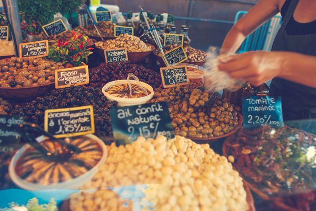 Lyon street food