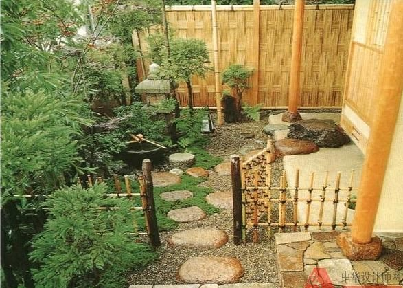 Small Japanese Garden Designs | images of copyright 2010 gardenspictures net all rights reserved blog ...