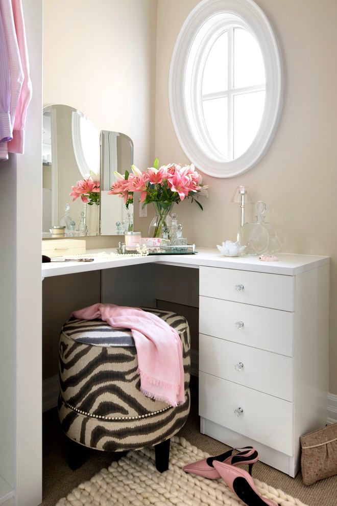 25 best ideas about corner dressing table on pinterest