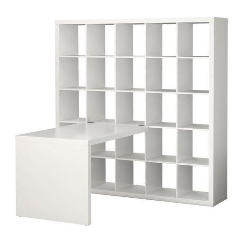 EXPEDIT Combinazione con scrivania - IKEA