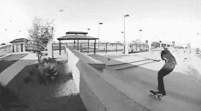 Poltergeist Δ Skating can be amazing.