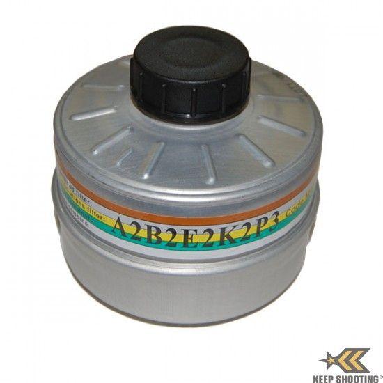 Multipupose Gas Mask Filter