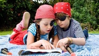 Chasse aux trésors clé en main... pour pirates avertis! Parfait pour une fête d'enfants!