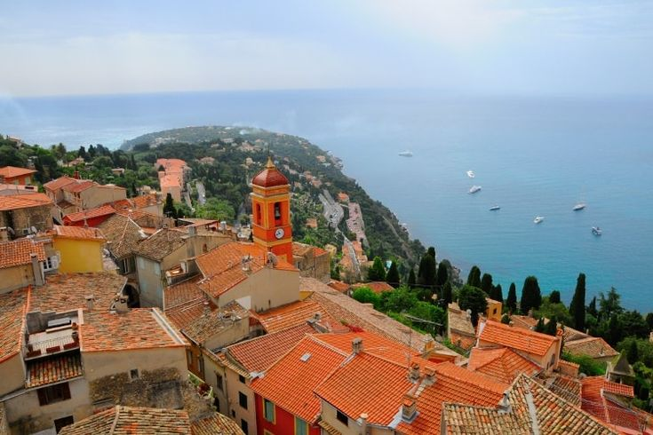 Roquebrune-Cap-Martin et son château carolingien : Les plus beaux villages perchés de France - Linternaute