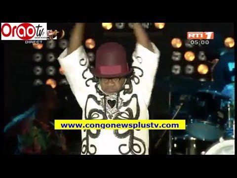 Regardez papa wemba en pleine spectacle avant sa mort en intégralité