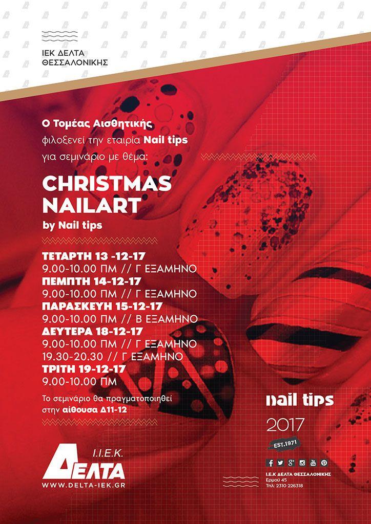 Christmas Nailart by Nail Tips