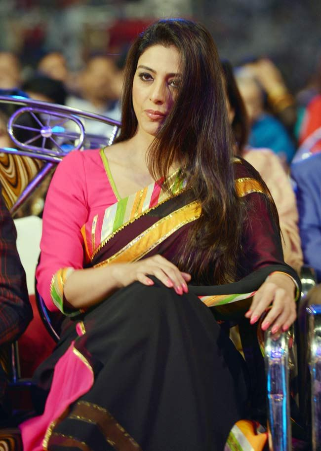 Tabu at the Umang Mumbai Police Show 2015.