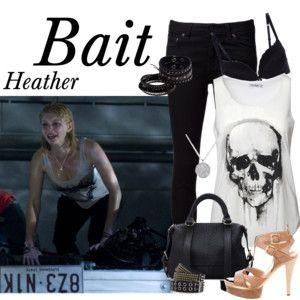 Bait #bait  #Cariba #Heine #Heather #CaribaHeine